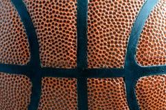 Koszykówki tekstura Obrazy Stock