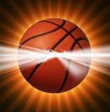 Koszykówki władza ilustracja wektor