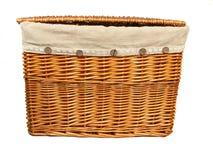 koszykowa pralnia Obraz Stock