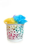 koszykowa prysznic Obrazy Royalty Free