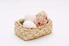 koszykowy Easter Obrazy Royalty Free