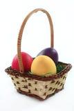 koszykowy Easter Zdjęcie Royalty Free