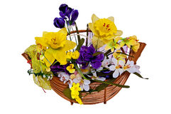 koszykowy Easter Fotografia Stock
