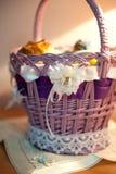 koszykowy Easter Obrazy Stock