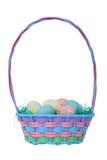 koszykowy Easter Zdjęcie Stock
