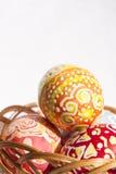 koszykowy Easter jajek en Obraz Stock
