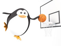 koszykowy gracz Zdjęcia Stock