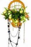 koszykowy kwiat Fotografia Stock