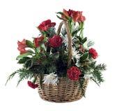 koszykowy kwiat Obrazy Royalty Free
