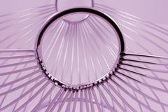 koszykowy metal Zdjęcie Royalty Free