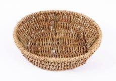 koszykowy stary wicker Zdjęcie Royalty Free