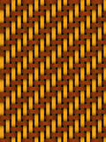 koszykowy tła weave Obrazy Royalty Free