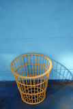 koszykowy wastepaper Obrazy Royalty Free