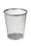 koszykowy wastepaper Fotografia Stock