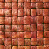 Koszykowy weave Zdjęcie Stock