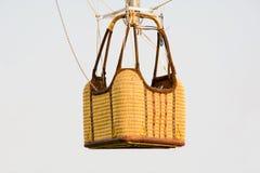 koszykowy wicker Fotografia Stock