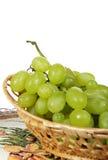 koszykowy winogrono Zdjęcie Royalty Free