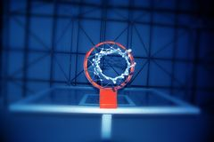 koszykówka Obrazy Royalty Free