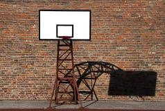 Koszykówki deska Zdjęcia Royalty Free