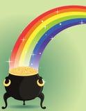 kotła złoto ilustracji