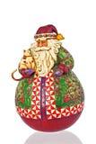 kot Claus Santa Zdjęcia Royalty Free