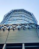 Kotłowy budynek woda Zdjęcia Royalty Free