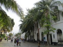 Kot Tua, Dżakarta Batavia stary miasto Zdjęcie Stock