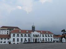 Kot Tua, Dżakarta Batavia stary miasto Obrazy Stock