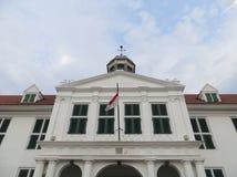 Kot Tua, Dżakarta Batavia stary miasto Zdjęcia Stock