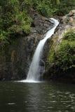 7 Kot Wasserfall, Thailand Lizenzfreies Stockbild