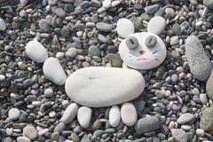 Kot zrobili kamienie Obraz Stock