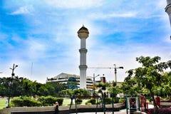 Kota Bandung di Indahnya immagini stock libere da diritti