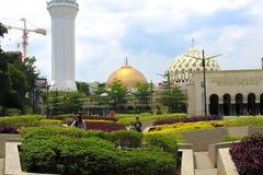 Kota Bandung di Indahnya immagine stock