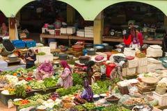 Kota Bharu Central Market, Malaysia Stock Photos