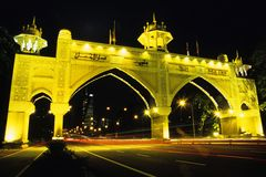 Kota Darul Ehsan 库存图片