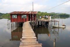 Kota Kinabalu Photos libres de droits