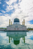Kota Kinabalu City Mosque, Important Cultural Site in Malaysia Stock Photography