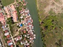 Kota Kinabalu City Resort fotografie stock libere da diritti