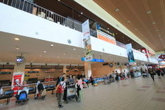 Kota Kinabalu International Airport Photo stock