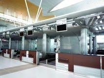 Kota Kinabalu International Airport Malaysia Photos libres de droits