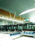 Kota Kinabalu International Airport Malaysia Photographie stock libre de droits