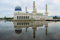 Kota Kinabalu meczet Zdjęcia Stock