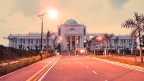 Kota Kinabalu Mosque imagen de archivo