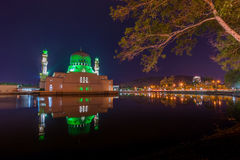 Kota Kinabalu Mosque Immagini Stock
