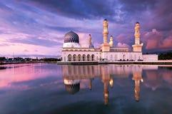 Kota Kinabalu Sabah Borneo Malaysia landmark attraction royalty free stock image