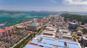 Kota Kinabalu Sabah Malaysia royaltyfria bilder