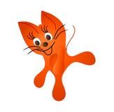 kota mały śliczny Fotografia Stock