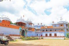 Kota pałac i ziemia ind zdjęcie stock