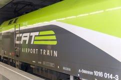 KOTA pociąg, Wiedeń Fotografia Stock