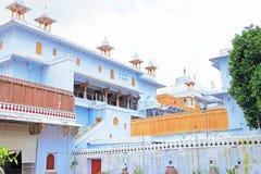 Kota slott och jordning Indien Royaltyfria Bilder